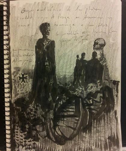 cuaderno Praga by cardesin