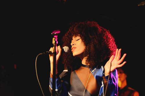 Solange Knowles (022113) Black Cat Washington, DC