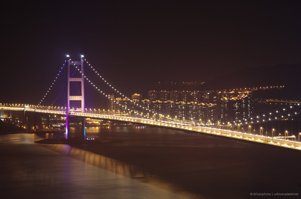Tsing Ma Bridge - 青馬大橋