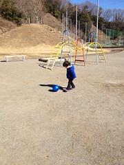 運動公園 2013/2/24