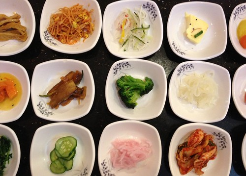 Banchan in Oakland