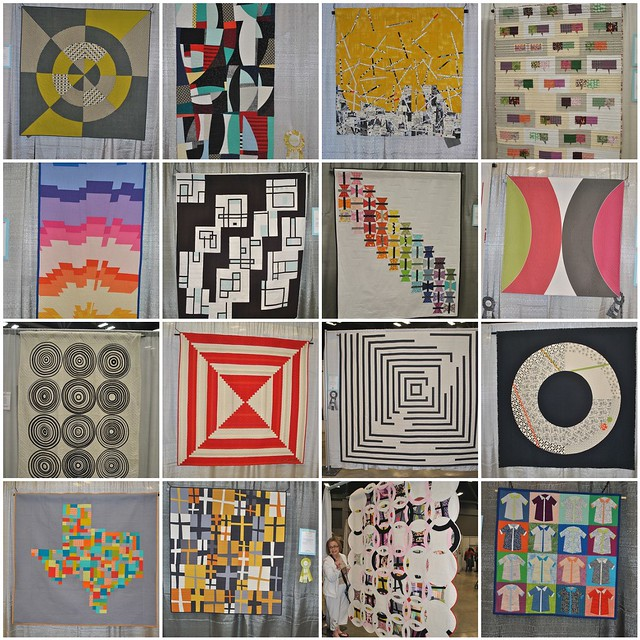 QuiltCon Show Quilts