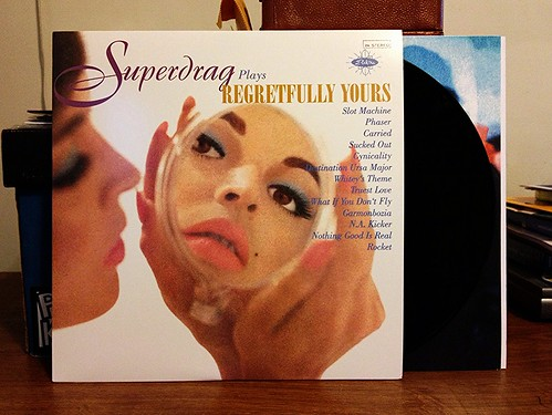 Superdrag - Regretfully Yours LP by Tim PopKid