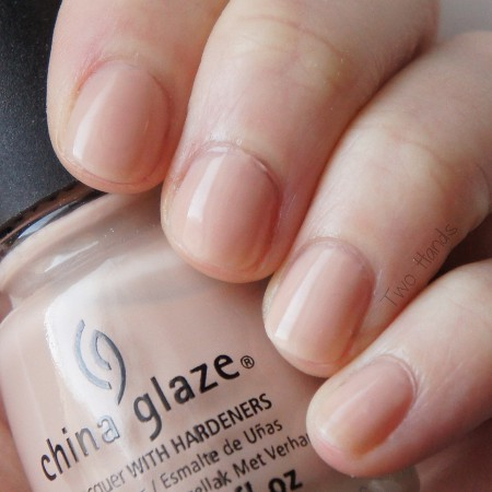 China Glaze - Nude