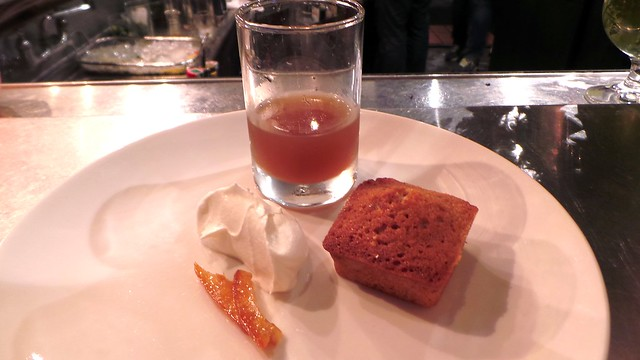 Town Honolulu's cocktail paired dessert by Caroline on Crack
