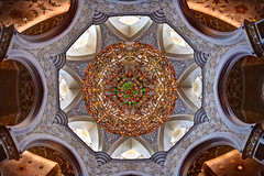 Sheikh Zayed Grand Mosque Chandelier