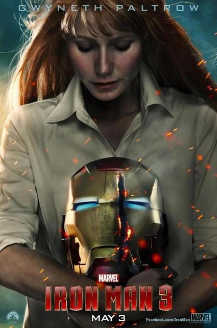 Iron Man 3 - Poster 4