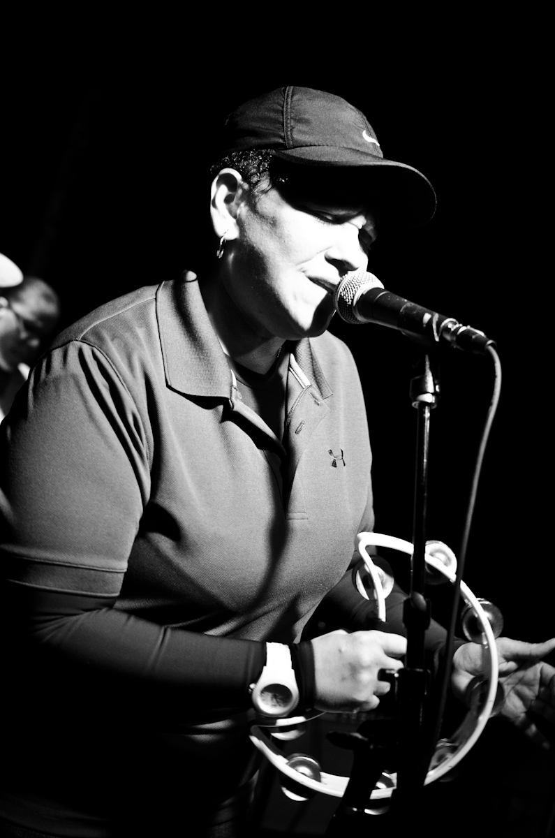 ESG: Live at Bowery Electric, 1/30/13