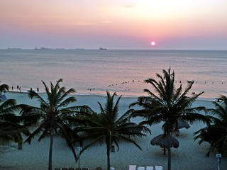 Image of Playa Bello Horizonte near Santa Marta.