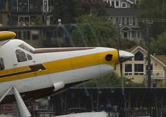 Seaplane Takeoff