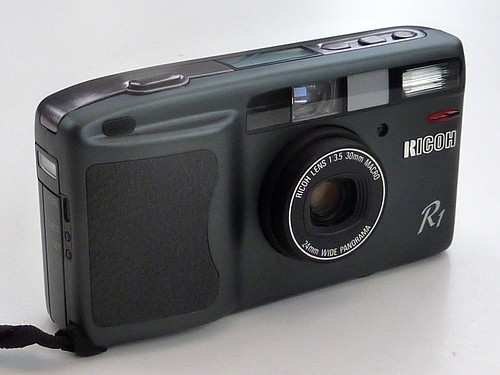 Ricoh R1 by pho-Tony
