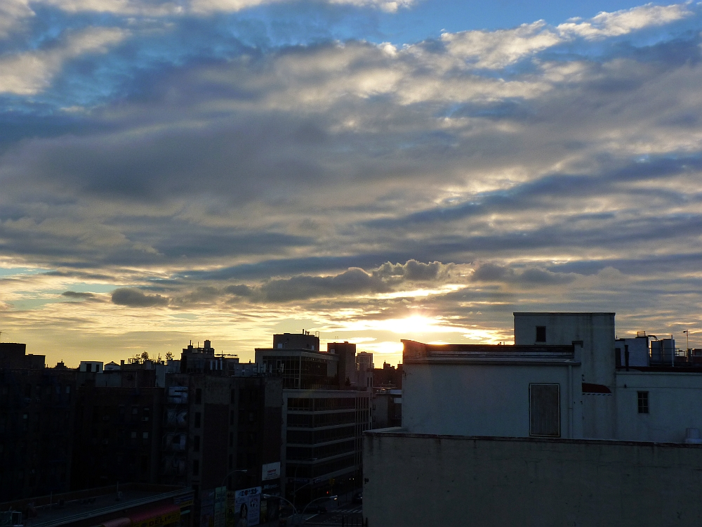 Lower East Side Sunrise2