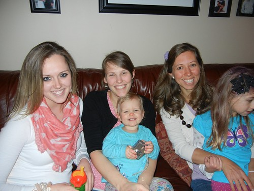 Mar 1 2013 Sunny Doller Baby Shower Sunny neice, Mandy, Jenny Whiting