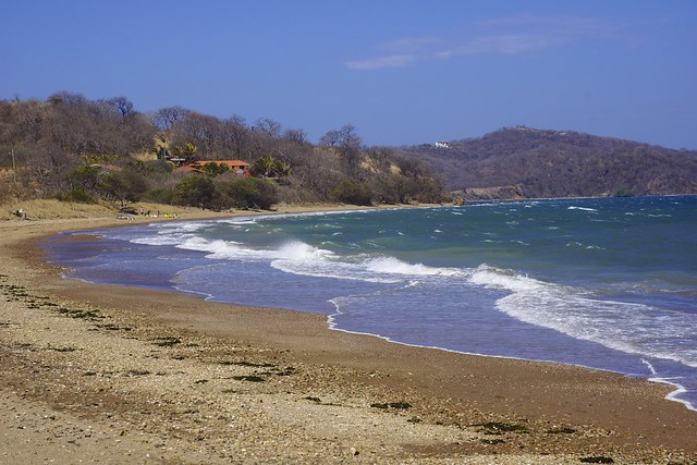 Kiting in Playa Copal, Costa Rica 23