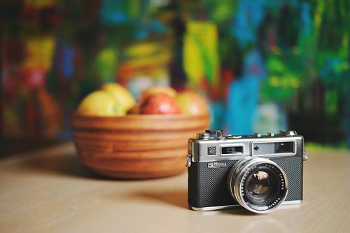 [フリー画像素材] 物・モノ, 家電機器, カメラ ID:201303151200