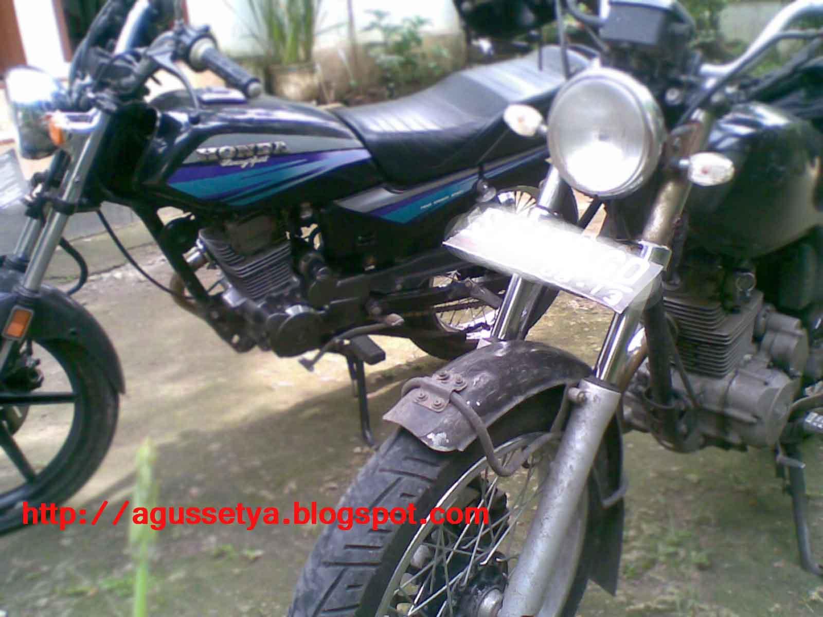 Biaya Modif Motor Gl Max Motorwallpapers Org