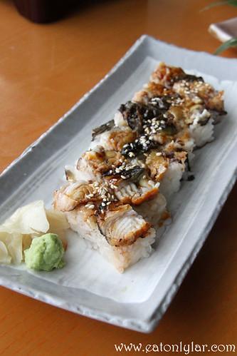Anago Oshizushi, Kura Japanese Restaurant