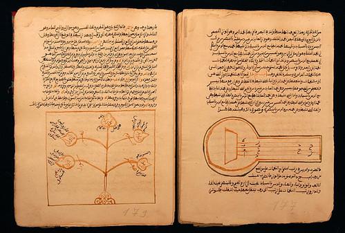 timbuktu manuscript illustration