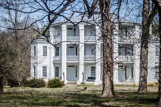 Cedar Springs Frazier-Pressley House