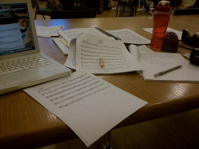rehearsaling