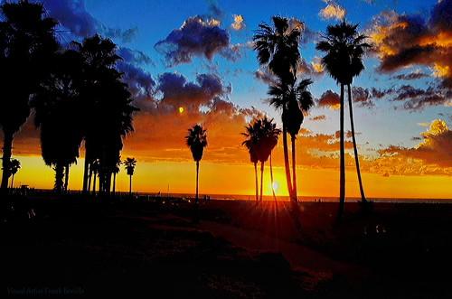 Beach Trail, Venice Beach