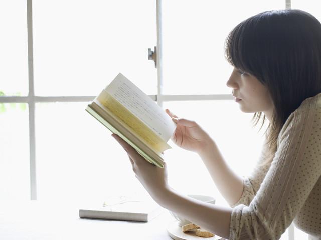 写真1「本のある生活」