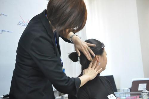 顔ツボ化粧品 振動BB