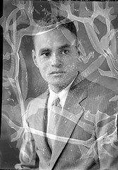 Howard University Professor Dr. Ralph Bunche: 1934 ca