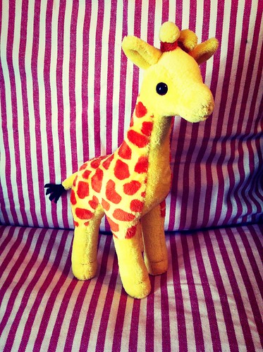Elph's Circus Giraffe Plush Stuffed Animal