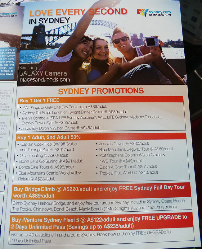 sydney promotions