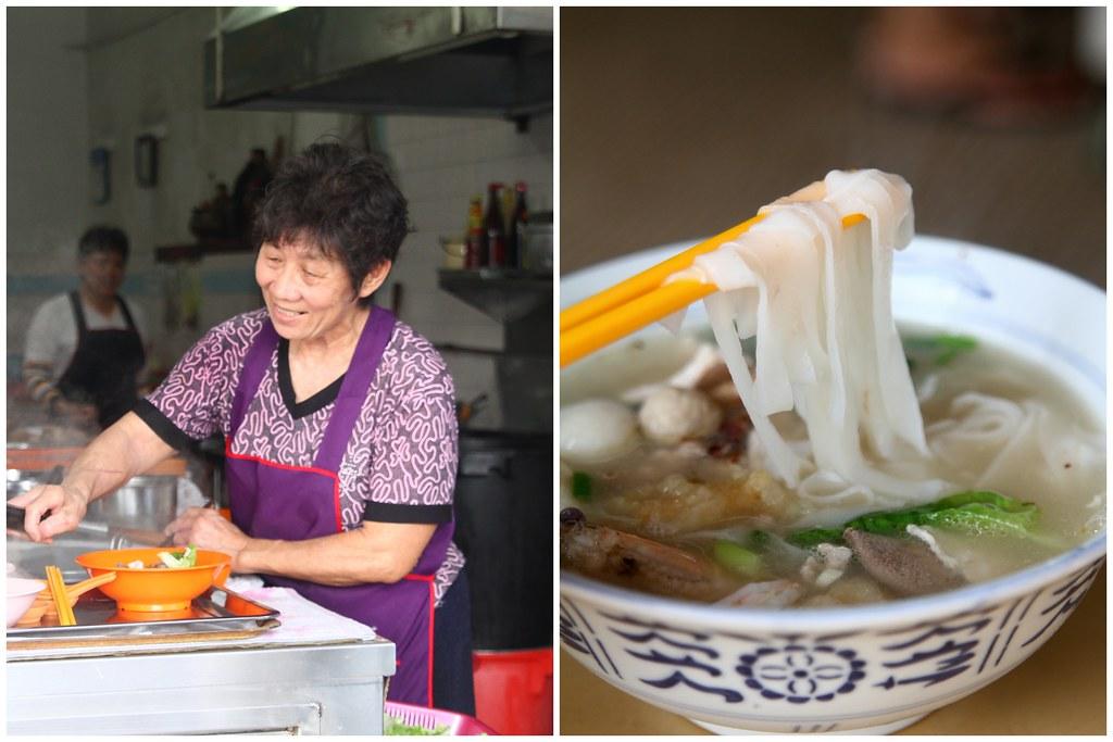 Malaysian Food Trail with Johor Kaki: Restoran Tua Thow
