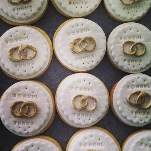 #engagementcookie by l'atelier de ronitte