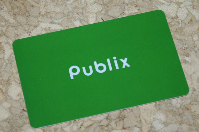 Publix $25 Gift Card