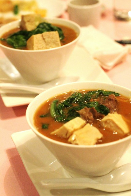 Duck and Ginger Soup