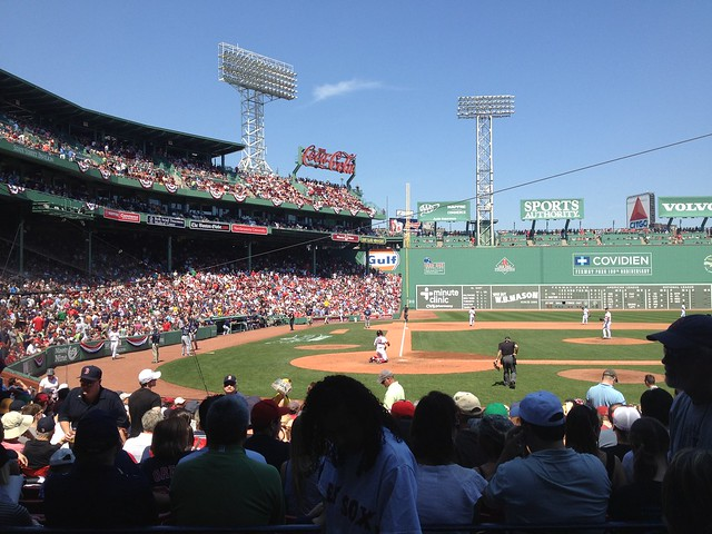 Red Sox Home Opener