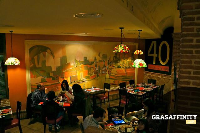 Restaurantes en Murcia: O Mamma Mía // Grasaffinity.com