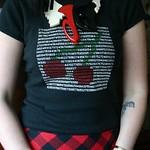Cherry Pi shirt from Diesel Sweeties