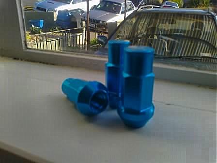Lug Bolt to Wheel Nut Conversion - Wheels & Tyres