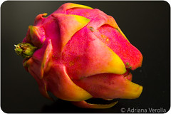 Pitaia (or pitaya ) or Dragon Fruit