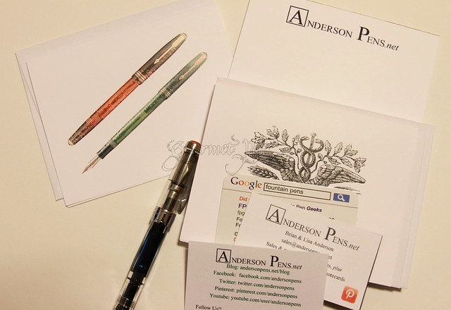 Anderson Pens - Pens and Paper!