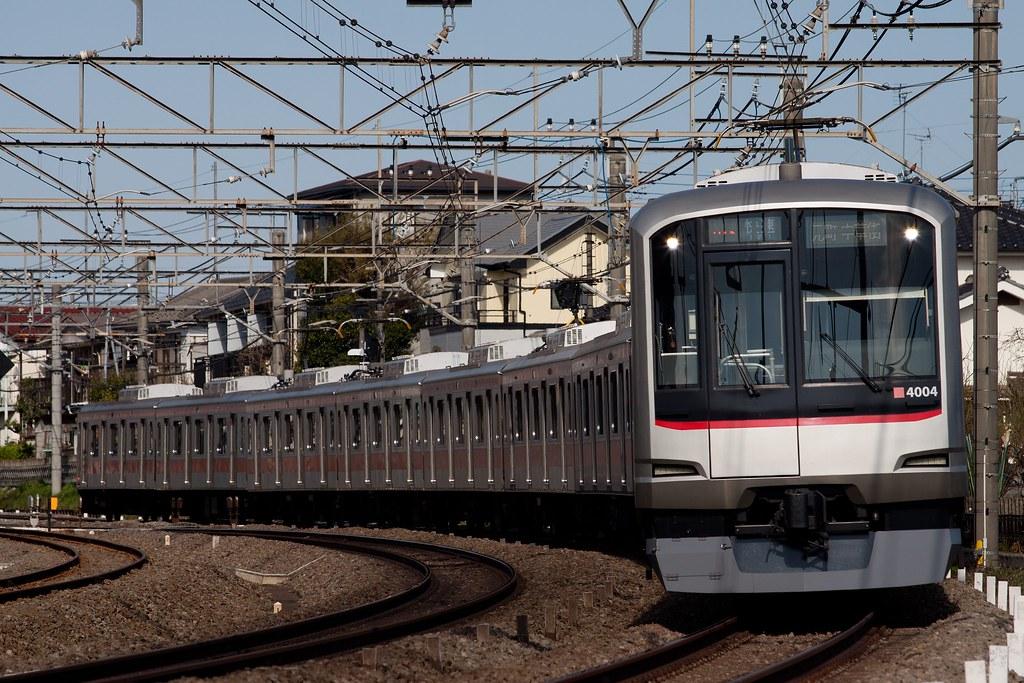 3710 Tōkyū 4104F