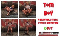 Bounce This Poses - Tom Boy