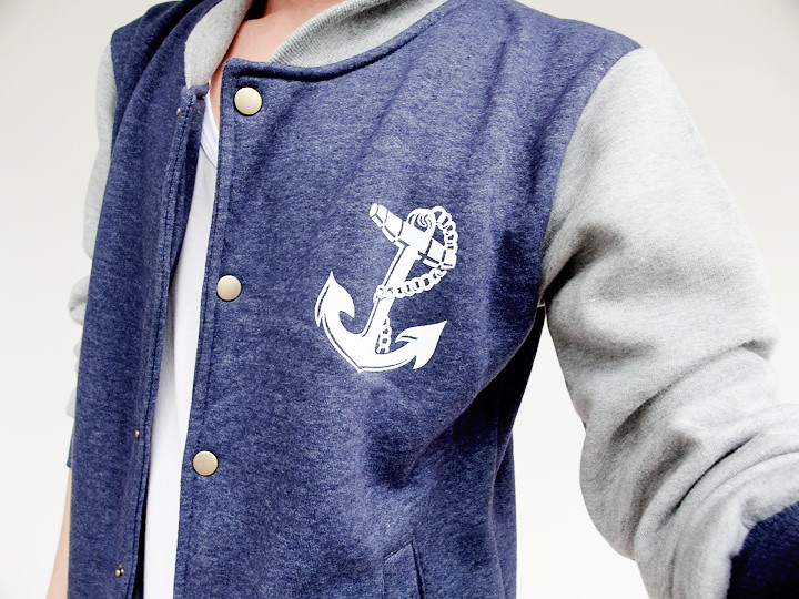 sailor baseball jacket typicalben