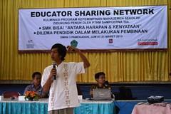 Dukungan Putera Sampoerna Foundation terhadap Pendidikan di Madura melalui Gerakan Indonesia Berkibar