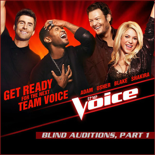 The Voice Season 4   Blind Auditions, Part 1 (iTunes Plus AAC M4A) [Single]