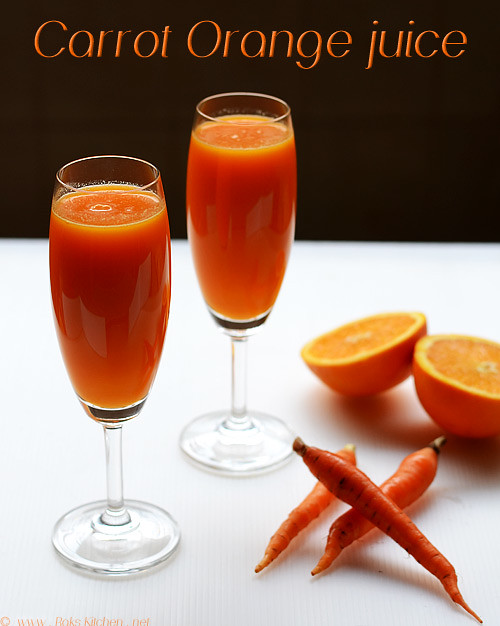 carrot-orange-juice