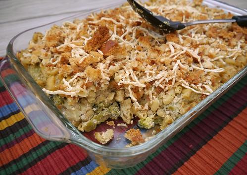 2013-03-28 - VMP Tahini Broccoli Pasta Bake - 0013
