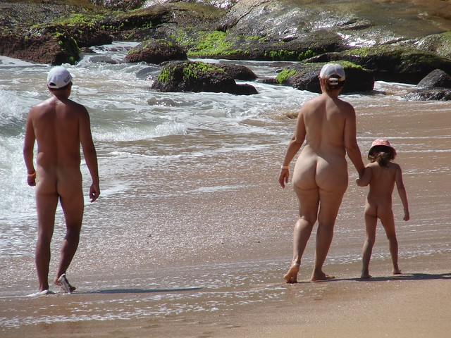 Nude Beach Brazil - By-5197