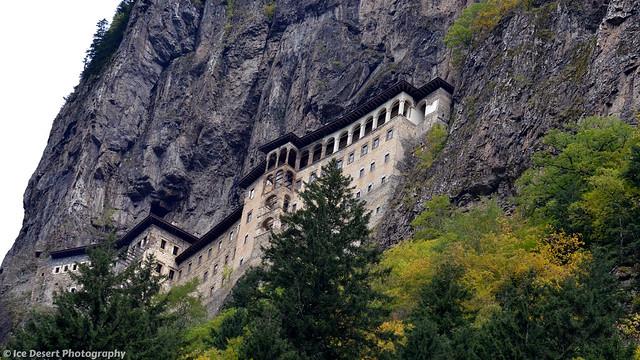 ... Sumela Monastery ...