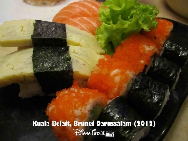 Excapade Sushi Kuala Belait 2012 03